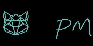 logo studiopm - consulting reseaux sociaux creation de site web et reseaux sociaux